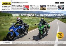 Magazine n°251, scarica e leggi il meglio di Moto.it