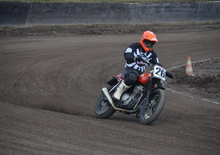 Hell's race Flat Track, una gallery dal Belgio!