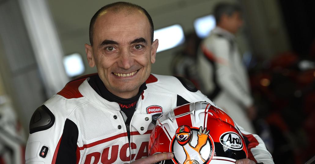 """Domenicali: """"Scooter? Non è nei piani ma Ducati saprebbe interpretarlo"""""""
