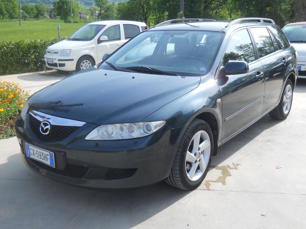 Mazda Mazda6 2.0 CD 16V 136CV 5p. Touring del 2005 usata a Prata Sannita