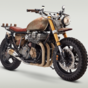 "Classified Moto Honda Nighthawk ""The Walking Dead"""