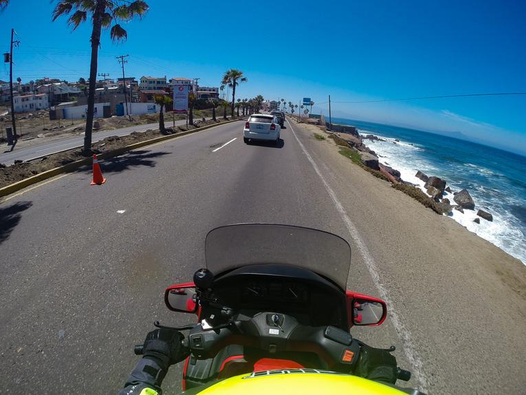 Ride in the USA. La Baja California  (3)