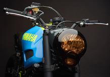 Otokomae Yamaha XSR 700