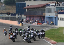 Yamaha R125 Cup e Junior Team 2015