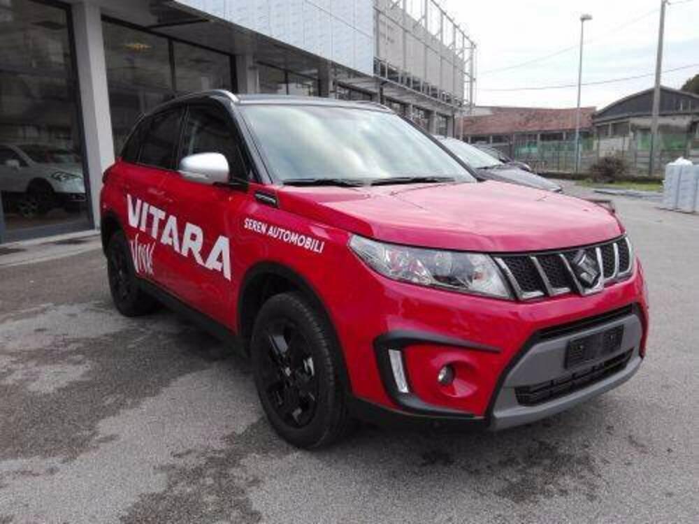 Suzuki Vitara 1.4 Boosterjet 4WD All Grip S del 2015 usata a Rovigo usata