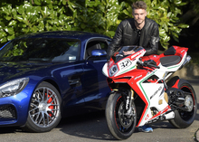 MV Agusta F4 RC, come Reparto Corse
