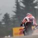 MotoGP 2016. Pedrosa è il più veloce nel warm up bagnato al Sachsenring
