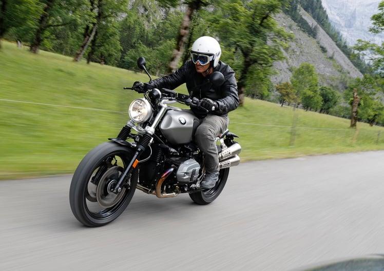 BMW R nineT Scrambler: primo test