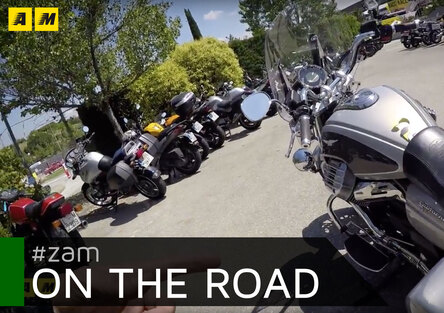 Zam on the Road: Moto Guzzi California 1400