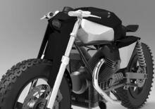Moto Guzzi V7 II Birone, da IED Milano (video)