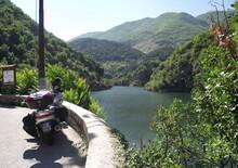 Viaggi in moto: da Roma alle Gole del Sagittario