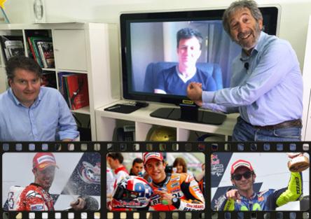 DopoGP con Nico e Zam. Il GP delle Americhe