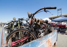 So-Cal Cycle Swap Meet, il mercatino delle pulci per motociclisti