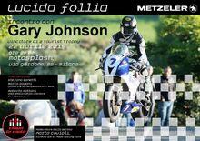 Incontro con Gary Johnson da Ciapa la moto