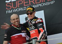 """Stefano Cecconi: """"Aruba è parte integrante dei risultati del team Ducati"""""""