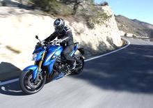 Suzuki Demo Ride Tour. La gamma completa in prova