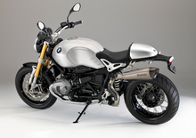 BMW Motorrad, serbatoio lucidato a mano per R NineT