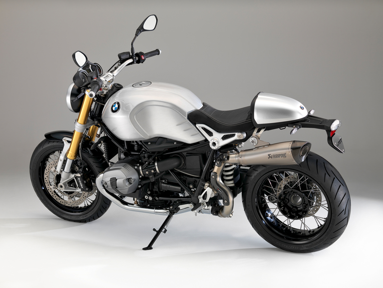 BMW Motorrad, serbatoio lucidato a mano per R NineT ...
