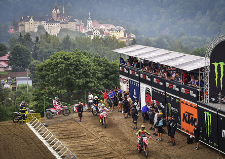MX 2016. Le foto più spettacolari del GP di Repubblica Ceca