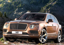 Bentley Bentayga: i lavafari più spettacolari di sempre