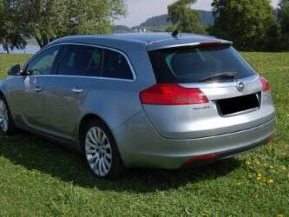 Opel Insignia CDTI 170CV 5 porte aut. Cosmo Business del 2011 usata a Siligo