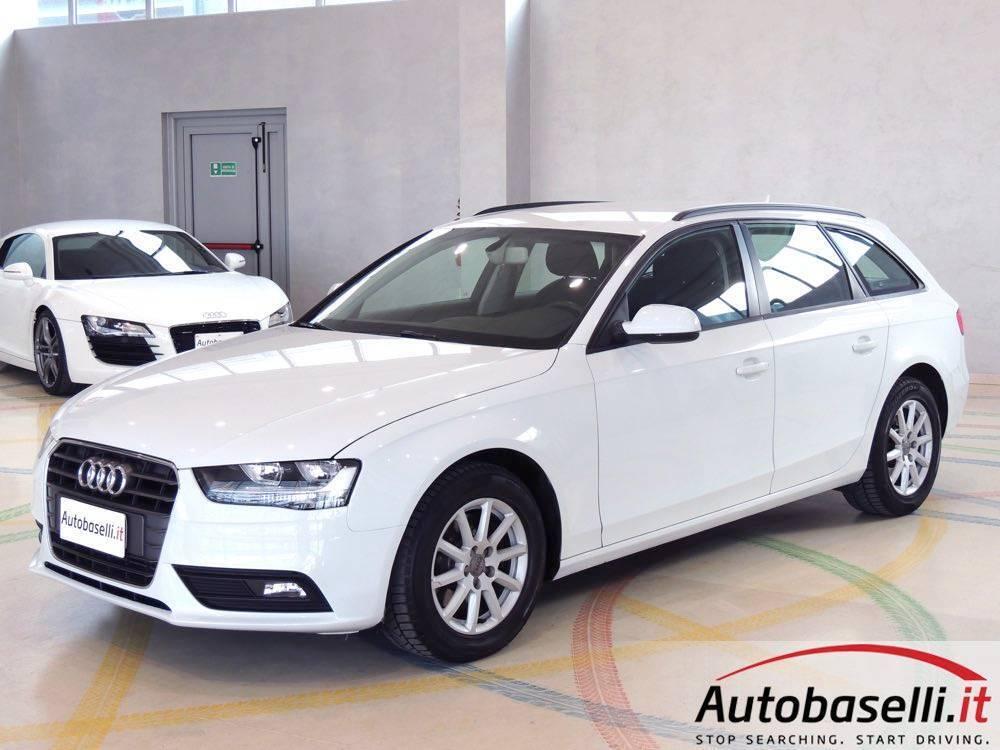 Audi A4 Avant Station wagon Auto Usata  Das WeltAuto
