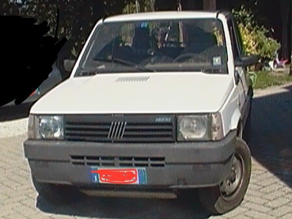 Fiat panda 4x4 usate fiat panda 1100 i e cat 4x4 trekking for Panda sisley wikipedia