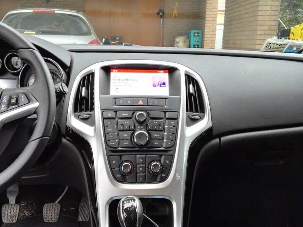 Opel Astra Station Wagon 1.6 CDTI EcoFLEX S&S Sports Elective del 2014 usata a Moglia