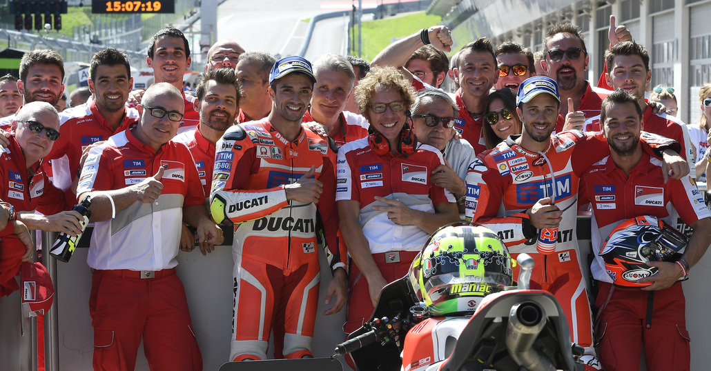MotoGP Austria Valentino Rossi