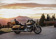 Harley-Davidson, nuove Touring Milwaukee Eight