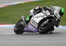 Eugene Laverty torna in SBK con il team Milwaukee Aprilia