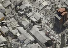 Terremoto: forestale con FMI. Come aiutare le popolazioni colpite
