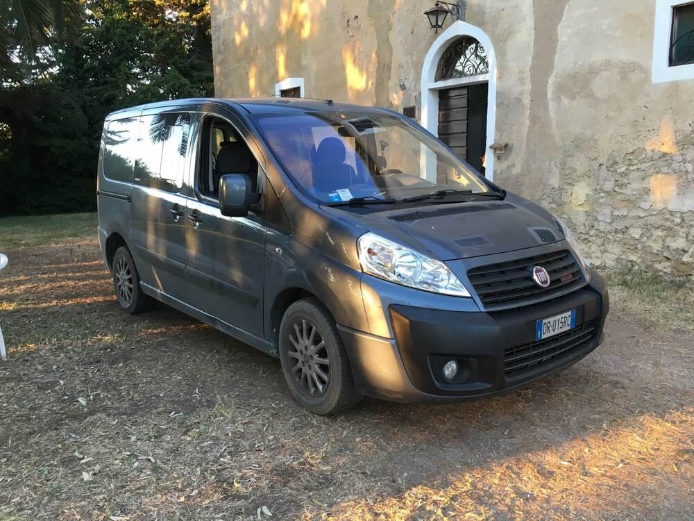 Fiat Scudo 2.0 MJT/136 DPF PC Combi 8 posti (M1) del 2008 usata a Milano