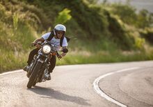 Marco Aurelio Fontana: la moto è protagonista del nuovo sito