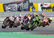 Superbike Orari TV Donington diretta live, GP del Regno Unito