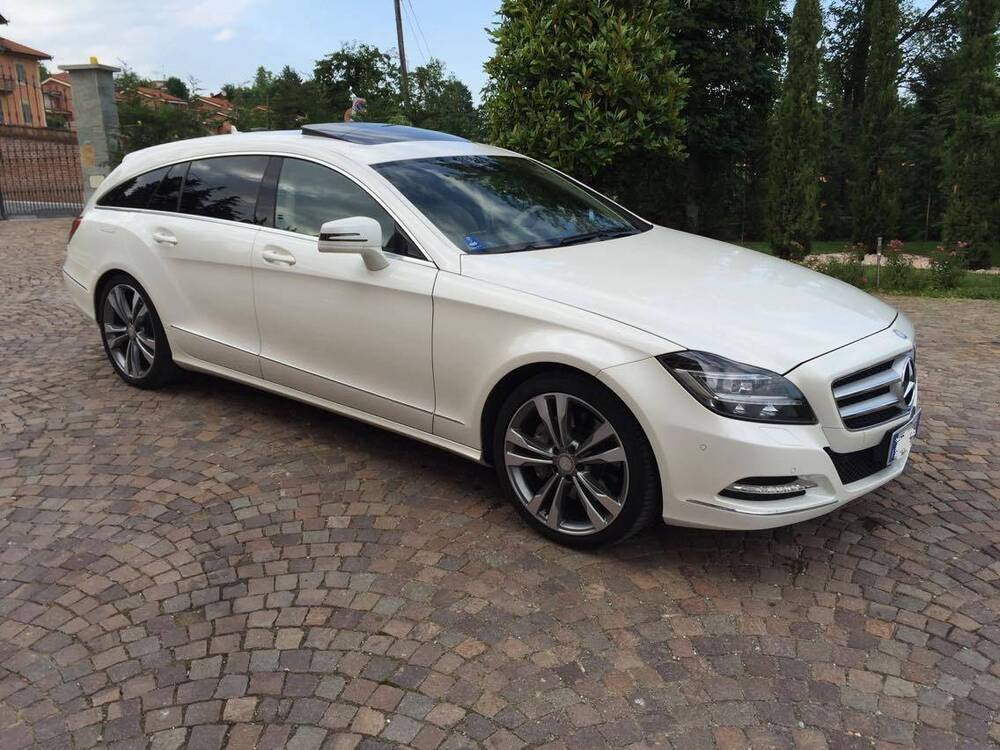 Mercedes-Benz Classe C 350 CDI 4M. BlueEFFICIENCY Avantgarde del 2013 usata a Vicoforte