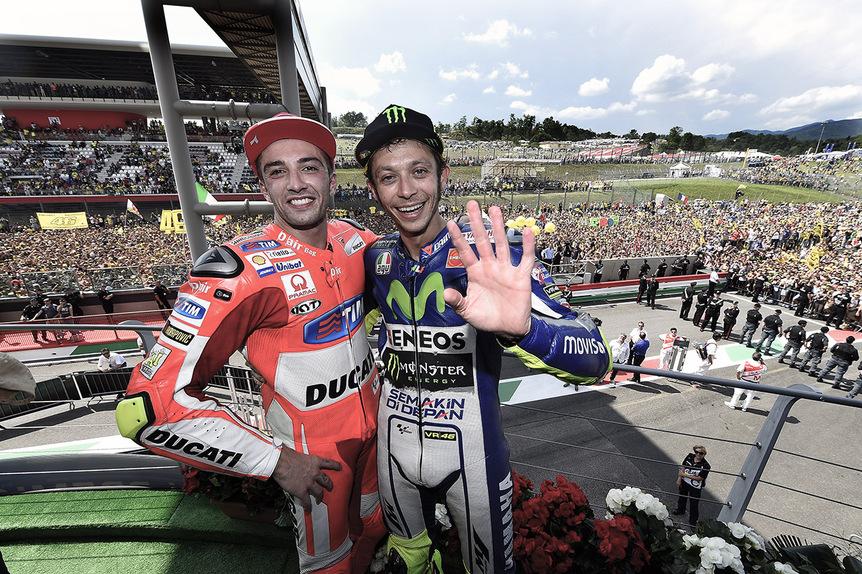 ... 2015, Mugello. Le foto più belle del GP d'Italia - MotoGP - Moto.it