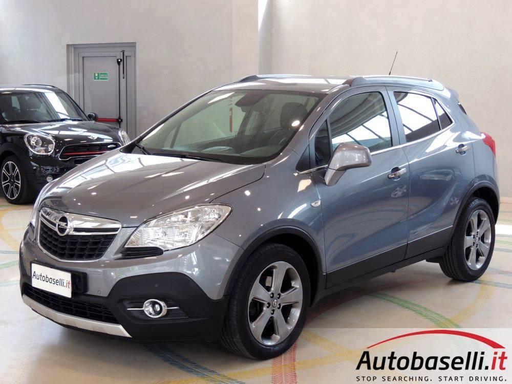 Opel Mokka 1.7 CDTI Ecotec 130CV 4x4 Start&Stop Cosmo del 2014 usata a Quinzano d'Oglio