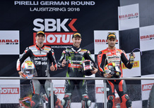 SBK 2016. GP di Germania. Rea si aggiudica Gara 2