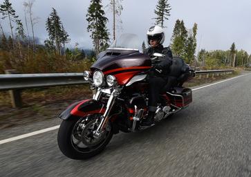 Harley-Davidson Touring 2017
