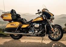 Harley-Davidson FLHTK Electra Glide Ultra Limited