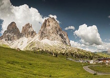 Dolomiti Green Days: passo Sella chiuso nel 2017