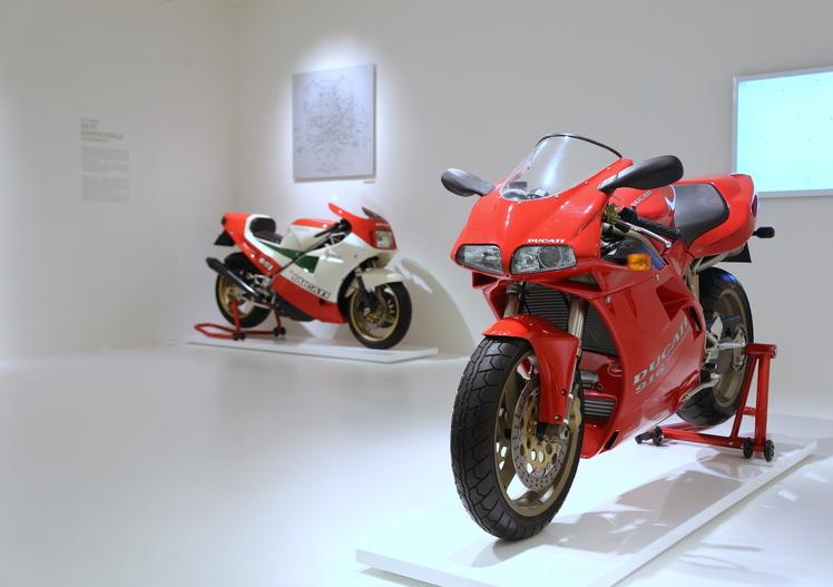 Ducati: Matteo Renzi tiene a battesimo il nuovo museo
