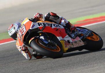MotoGP. Marquez vince il GP di Aragon 2016