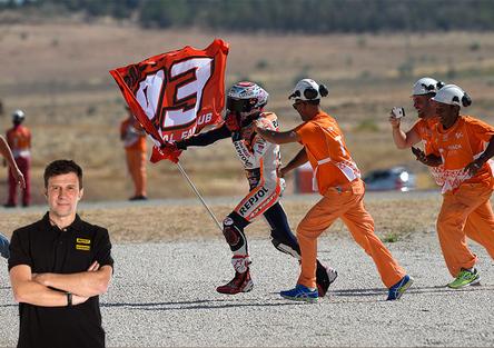 MotoGP. La versione di Zam, il GP di Aragon
