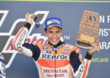 MotoGP Aragòn. Màrquez: Importante fermare Rossi