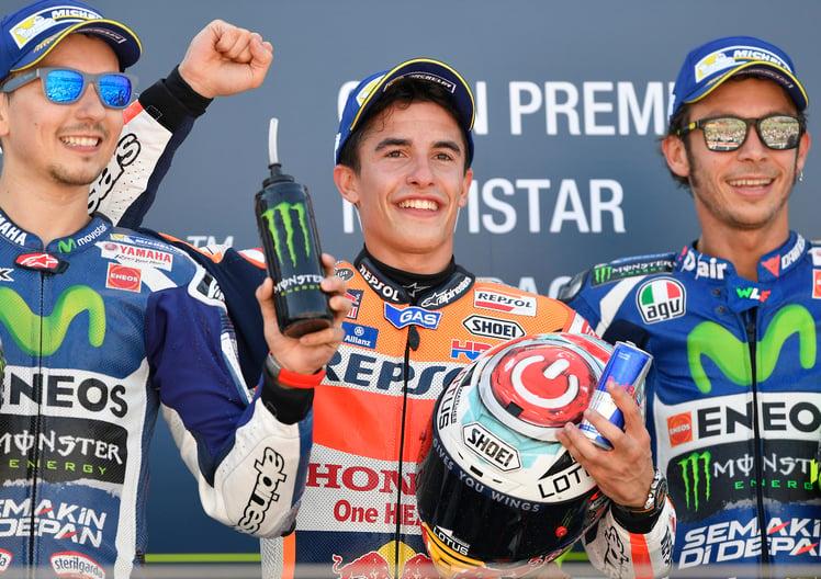 MotoGP. Le pagelle del GP di Aragon 2016