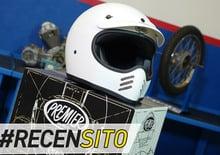 Premier Trophy MX. Recensione casco cross vintage