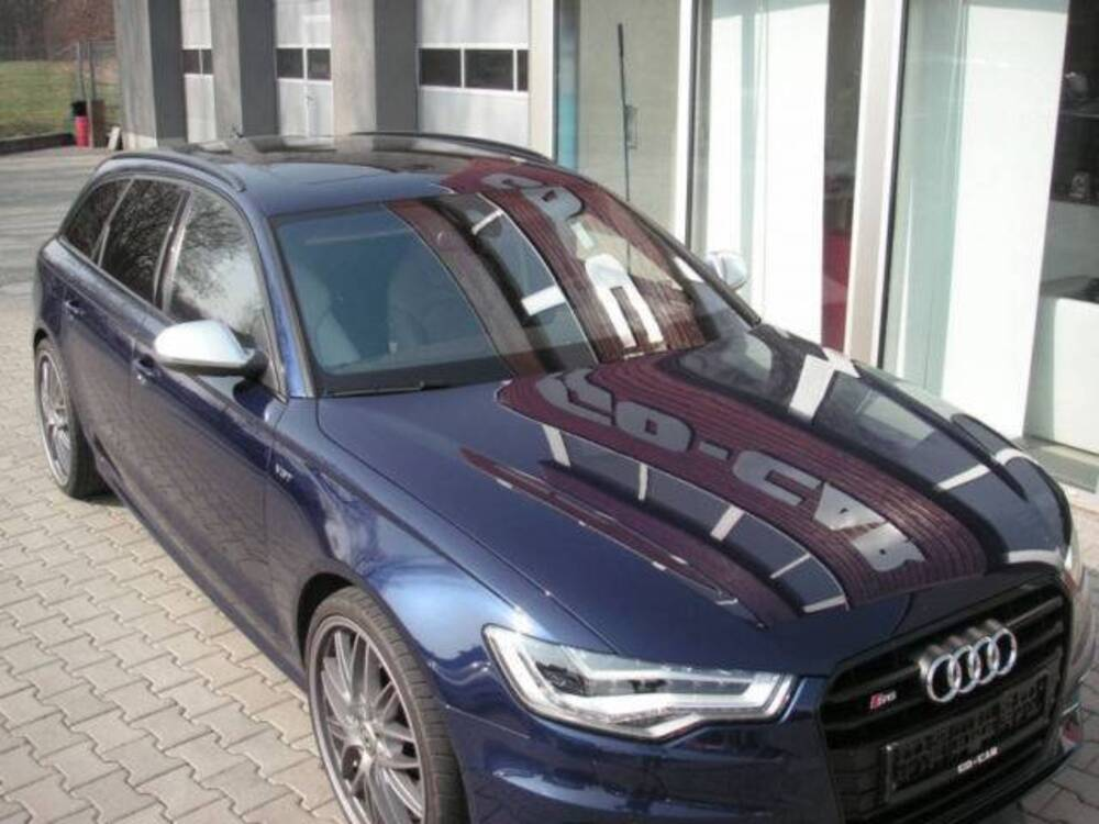 Audi S6 Avant 4.0 TFSI quattro S tronic del 2014 usata a Milano