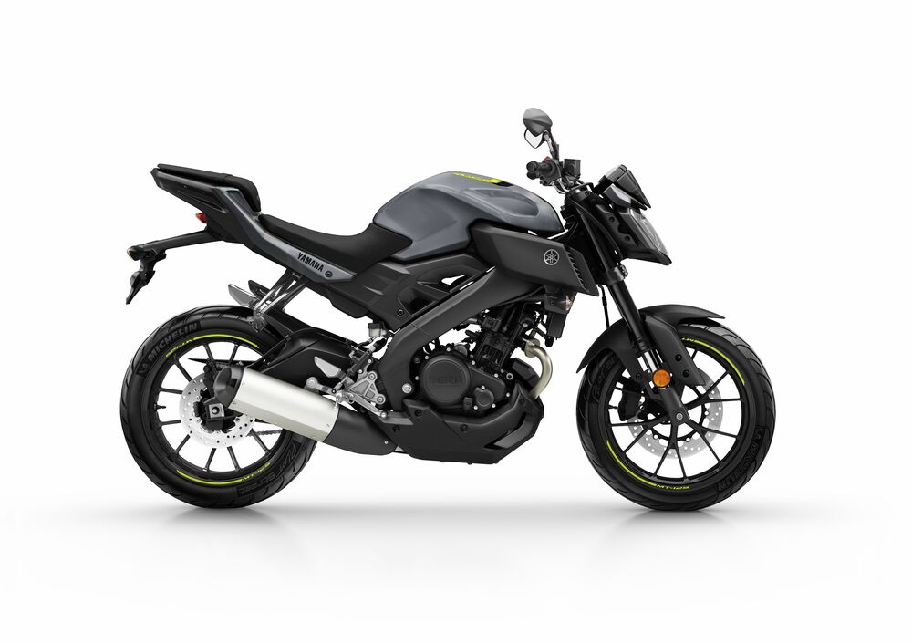 yamaha mt 125 abs 2017 prezzo e scheda tecnica. Black Bedroom Furniture Sets. Home Design Ideas